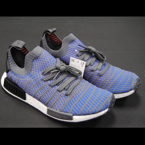 sports shoes 16e4f c9c58 ADIDAS NMD RUNNER R1 STLT PRIMEKNIT CASUAL SHOES